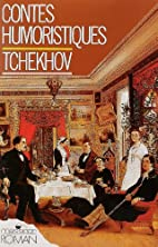 Contes humoristiques by Anton Pavlovitch…