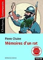 Mémoires d'un rat : Suivi des…