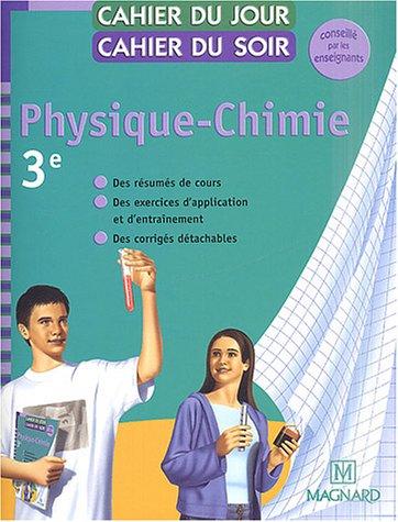 physique-chimie-3e