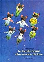 Famille souris dine au clair de lune (la (French Edition) -
