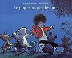 Le pique-nique des ours by Michel Gay