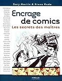 Gary Martin: Encrage de comics (French Edition)