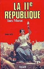 La Deuxième République by…