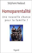 L'Homoparentalité by S. Nadaud