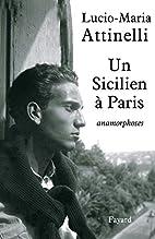 Un Sicilien à Paris : Anamorphoses by…