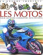 Les Motos by Agnès Vandewiele