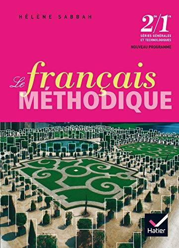 le-francais-methodique-2e-1e