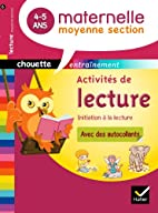 CHOUETTE; lecture ; moyenne section