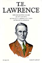 Oeuvres de T. E. Lawrence, tome 1 by T. E.…