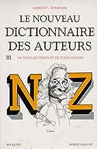 Le Nouveau dictionnaire des auteurs de tous…