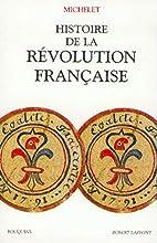 Histoire de la Révolution française tome 2…