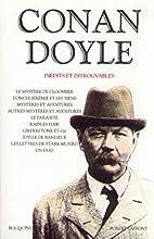 Conan Doyle : Inédits et introuvables by…