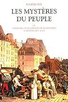 De verborgenheden des volks by Eugène Sue
