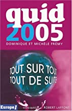 Quid 2005 by Dominique Frémy