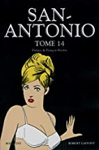 San-Antonio, tome 14 by…