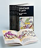Blance, E.: Dinomir le géant, série 2, cycle 2, Grande section-CP (coffret 12 livres de 28 pages) (French Edition)