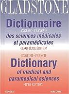 Dictionnaire anglais-français des sciences…