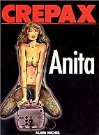 Anita by Guido Crepax