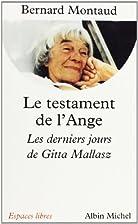 Le Testament de l'ange : Les derniers jours…