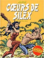 Coeur de silex, neanderthal girls by Arnon