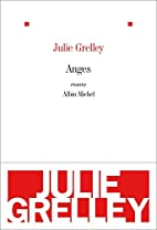 Anges (French Edition) by Julie Grelley