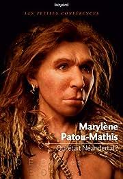 Qui était Néandertal ? (Philosophie)…