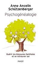 Psychogénéalogie :…