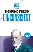L'inconscient by Sigmund Freud