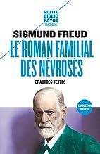 Le roman familial du névrosé…
