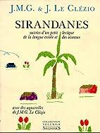 Sirandanes by Jémia Le Clézio