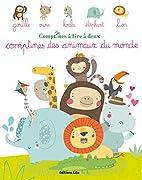 Comptines des animaux du monde (French…