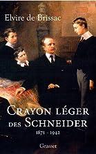 Il était une fois les Schneider (1871-1942)…