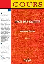 Droit des sociétés by…