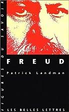 Freud by Patrick Landman