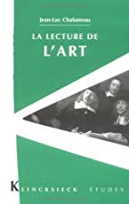 Lectures de l'art (French Edition) by…