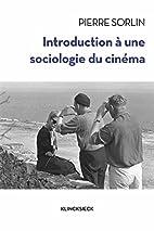 Introduction à une sociologie du…