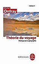 Théorie du voyage : Poétique…