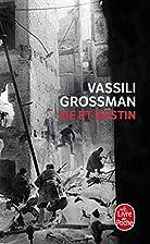 Vie Et Destin (Le Livre de Poche) (French…