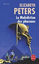 La Malédiction des pharaons by…