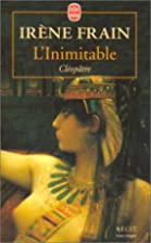 L'inimitable by Irène Frain