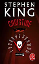 Christine (French Edition) by Stephen King