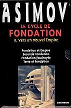 The Foundation Novels [seven-book bundle] by…