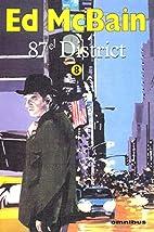 87e District, tome 8 by Ed McBain