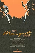 Tout Maigret, Tome 9 : Maigret hésite…