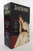 Coffret Jane Austen : Romans 1 : Orgueil et…