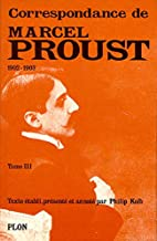 Correspondance, tome 2 by Marcel Proust