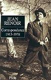 Renoir, Jean: Correspondance (1913-1978) (French Edition)