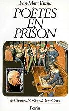 Poètes en prison: de Charles…