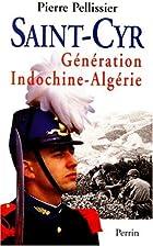 Saint-Cyr - génération Indochine -…