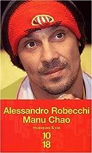 Manu Chao by Alessandro Robecchi